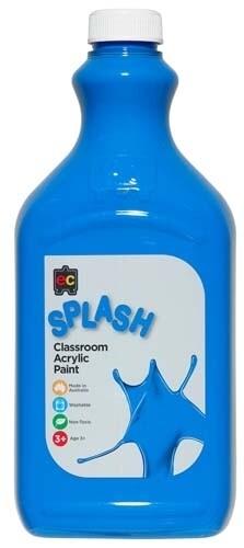 Splash Classroom Acrylic 2L Sky (Cobalt)