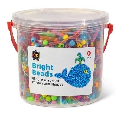 Bright Beads Assorted Jar 655gm
