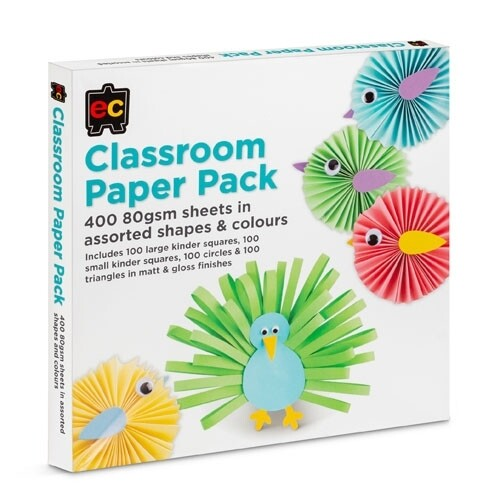 Classroom Paper Packet 400