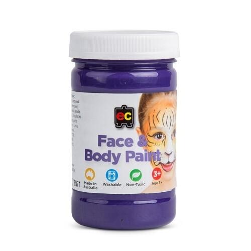 Face Paint 175ml Purple