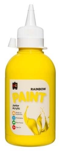 Rainbow 250ml Brilliant Yellow