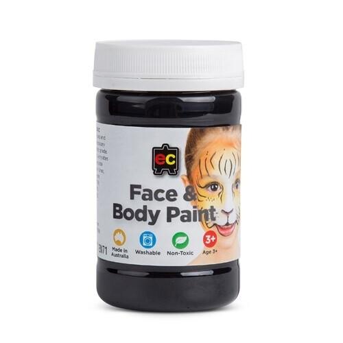 Face Paint 175ml Black