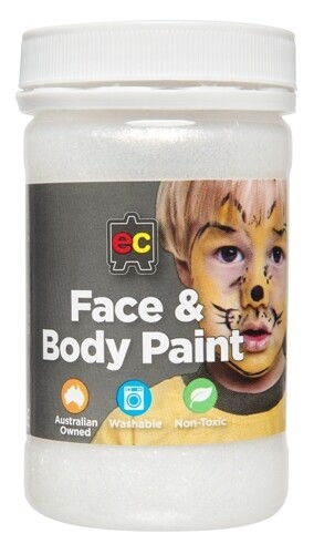 Face Paint 175ml Glitter