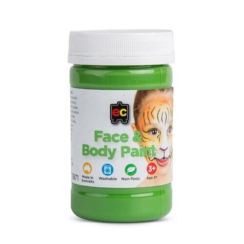Face Paint 175ml Green