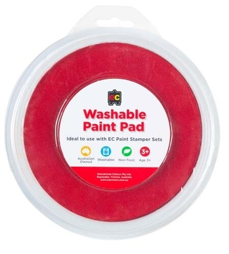 Paint Stamper Pad Red15cm