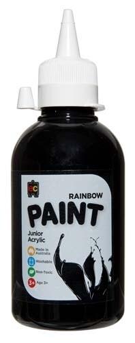 Rainbow 250ml Black