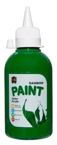 Rainbow 250ml Brilliant Green