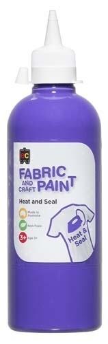 Fabric & Craft Paint 500 ml Purple