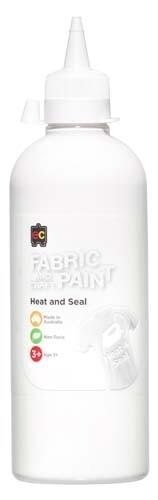 Fabric & Craft Paint 500 ml White