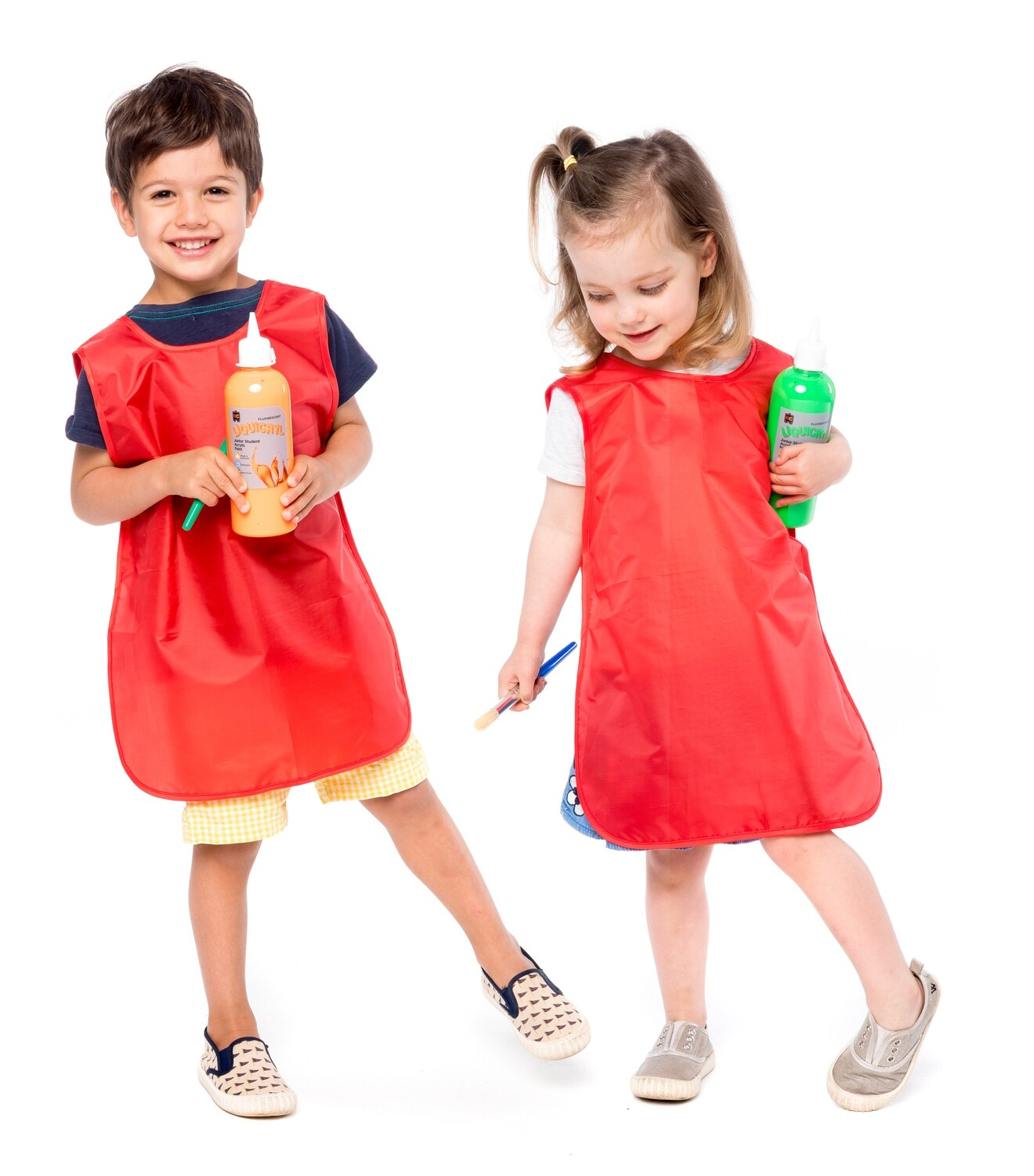 Toddler Apron ( ages 2-4 )