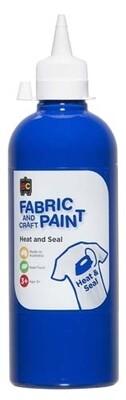 Fabric & Craft Paint 500 ml Blue