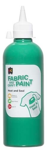 Fabric & Craft Paint 500 ml Forest Green