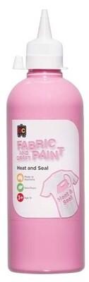 Fabric & Craft Paint 500 ml Pink