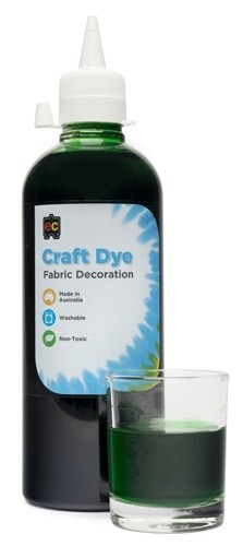 Craft Dye 500ml Green