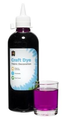 Craft Dye 500ml Purple
