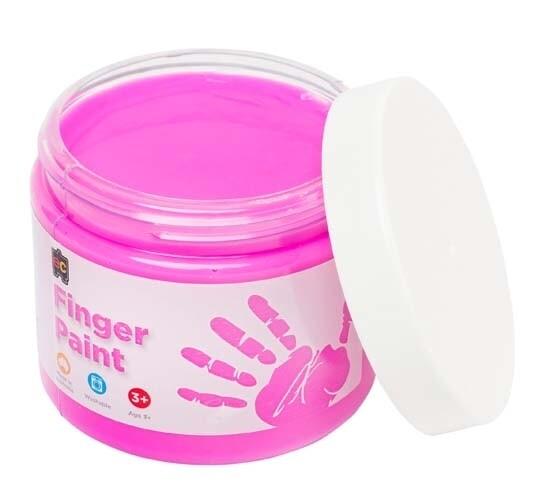 Finger Paint 250ml Pink