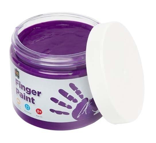 Finger Paint 250ml Purple
