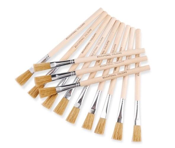 Brush Glue Set of 30 Bristle 18cm