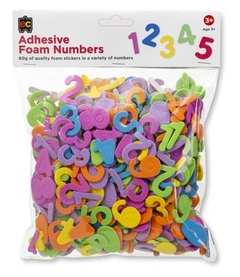 Adhesive Foam Numbers 60g