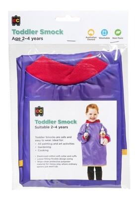 Toddler Artist Smocks Purple Ages2-4