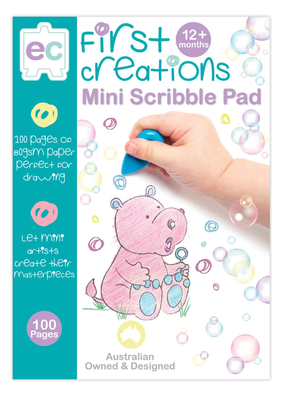 Mini Scribble Pad
