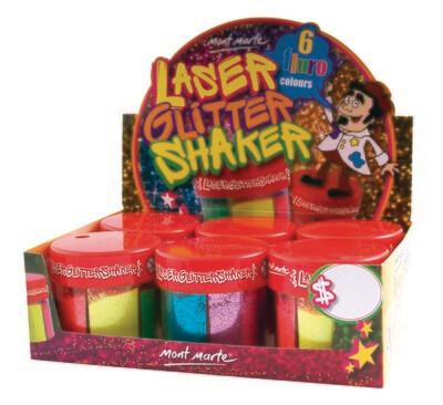Laser Glitter Shaker