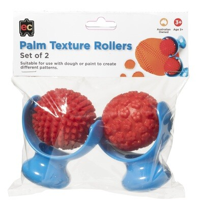Palm Rollers Set A pack of 2