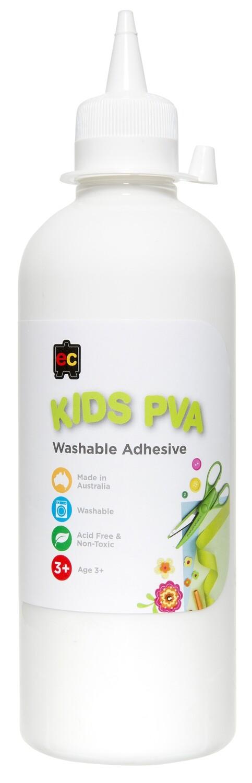 Kids PVA Glue 500ml