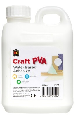 PVA Glue 1ltr