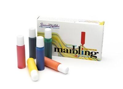 Marbling Ink Set Bokundo