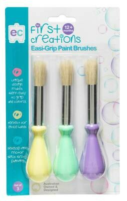 Easi-Grip Paint Brushes