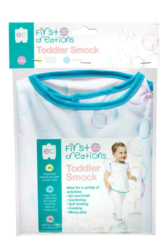 Toddler Smock No Sleeve