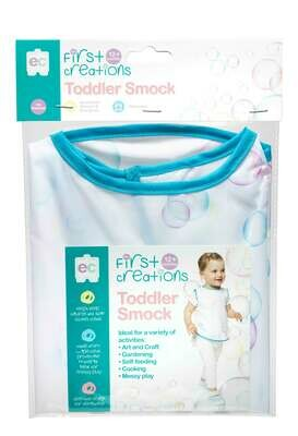 Toddler Smock No Sleeve