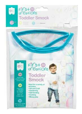 Toddler Smock Long Sleeve