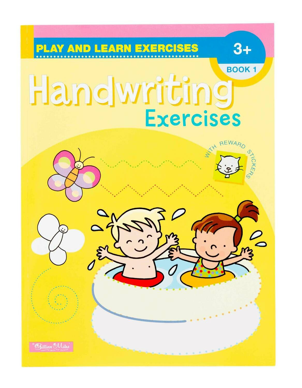 Play and Learn Exercises Handwriting Book