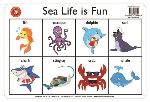 Sea Life is Fun