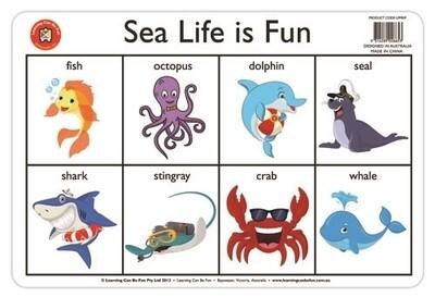 Sea Life is Fun