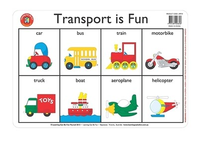 Transport is Fun