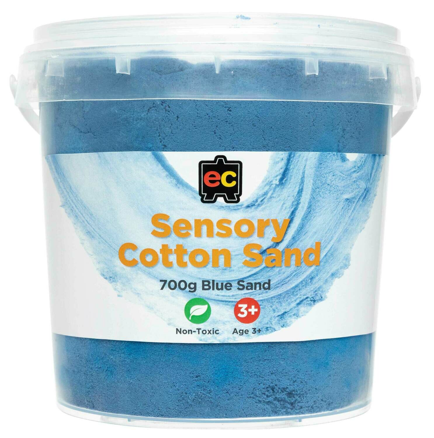 Pre-Order Now Sensory Cotton Sand 700g Tub