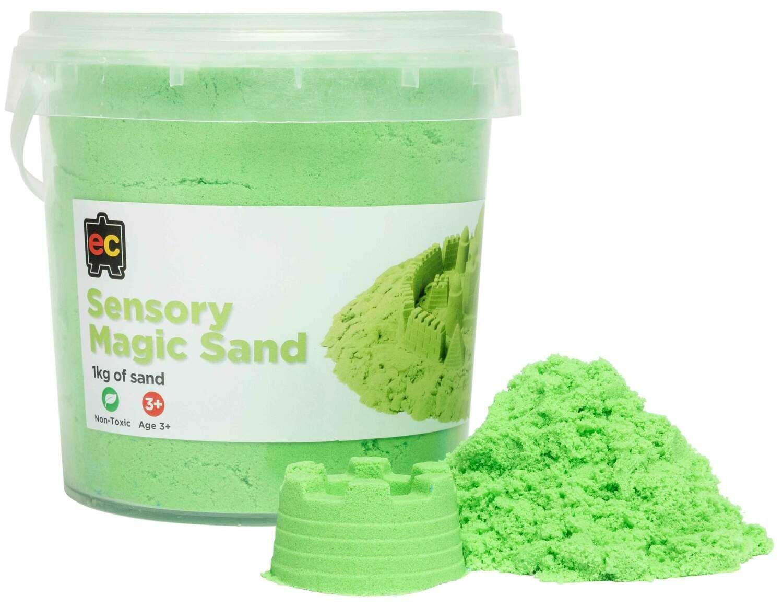 Sensory Magic Sand 1kg Tub