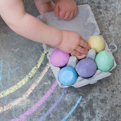 Micador Early Start EGG Chalk