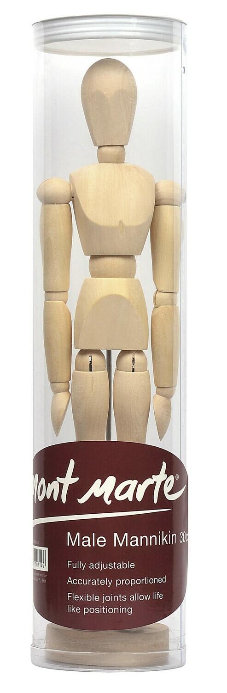 Manikin Male 30cm