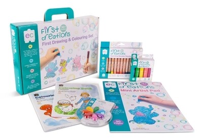 First Creations First Drawing Kit