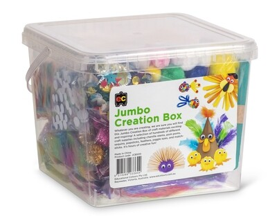 Jumbo Creation Box