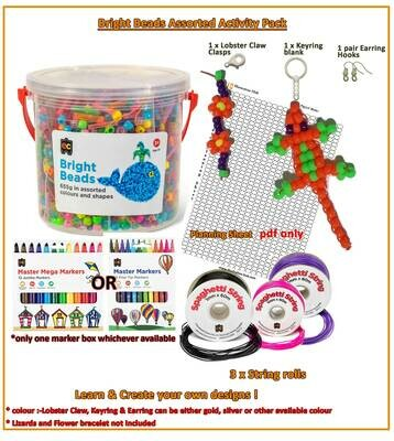 Bright Bead Activity Pack