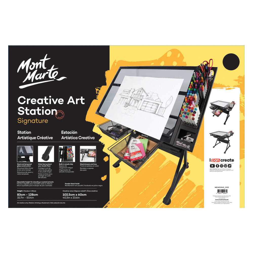 MM Creative Station