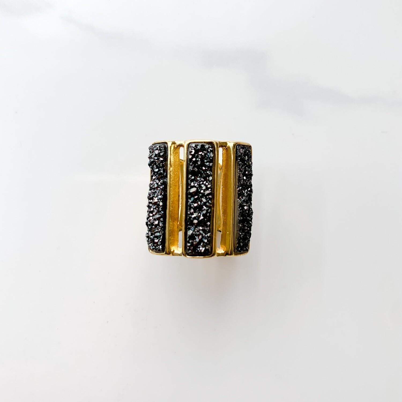Midnight Bar Ring