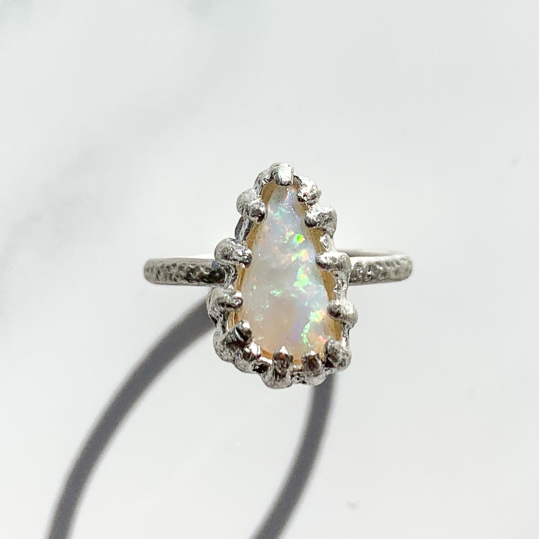 Wedge Island Opal Ring