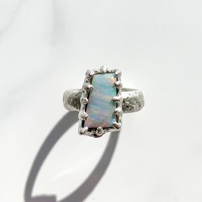 Burns Beach Opal Ring