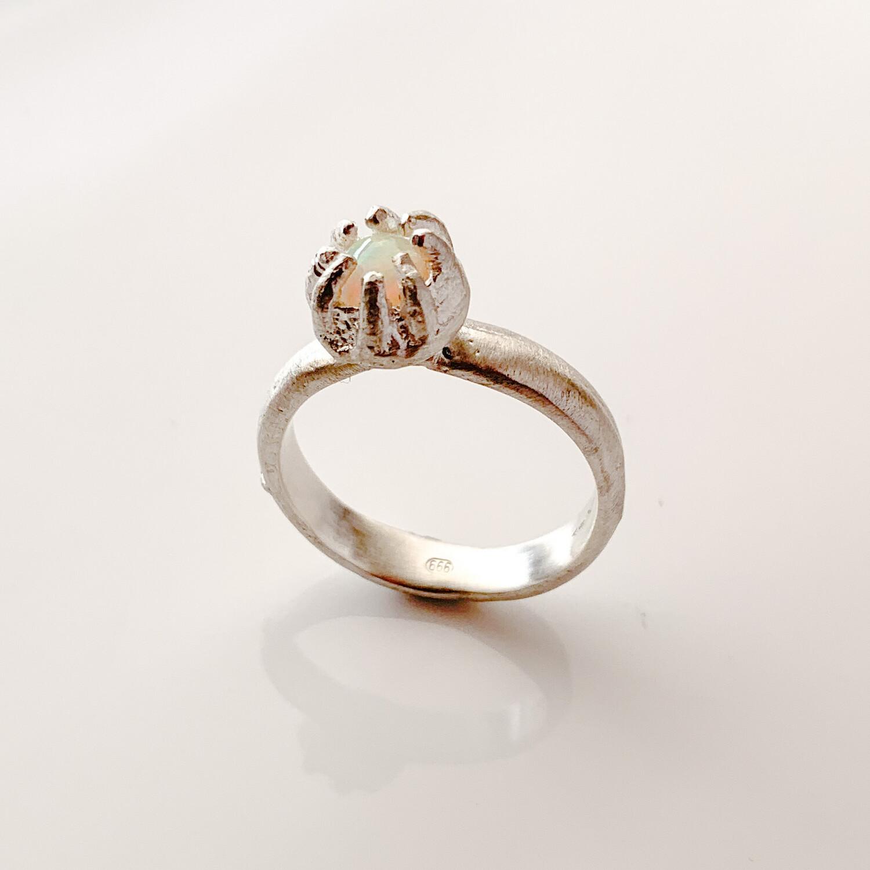 CUSTOM Lotus Ring